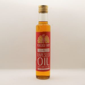 rapeseed oil with chilli