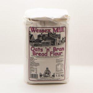 Oats n bran flour