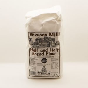 half and half flour