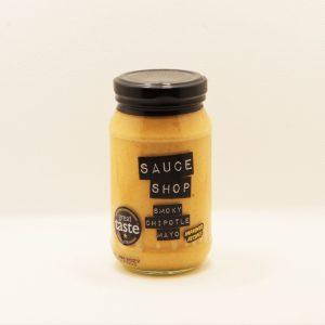 smoky chipotle mayo
