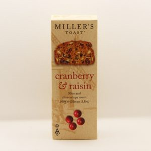 cranberry & raisin