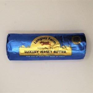 Jersey butter