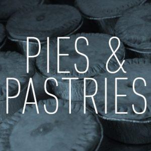 Pies & Pastries